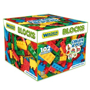 Klocki Blocks Create & Play