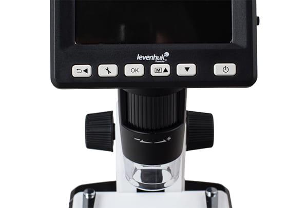 Mikroskop cyfrowy levenhuk dtx 500 lcd mikroskop cyfrowy usb z